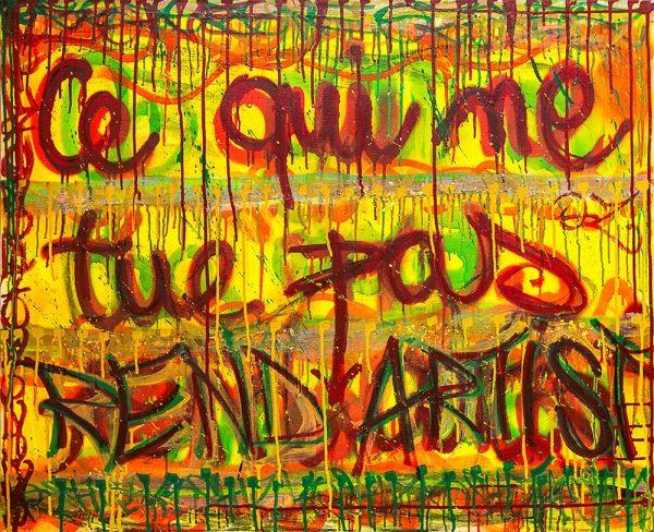 Birdy freeman : Ce qui ne tue pas rend artiste