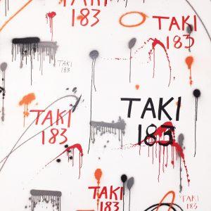 Oeuvre de Taki 183