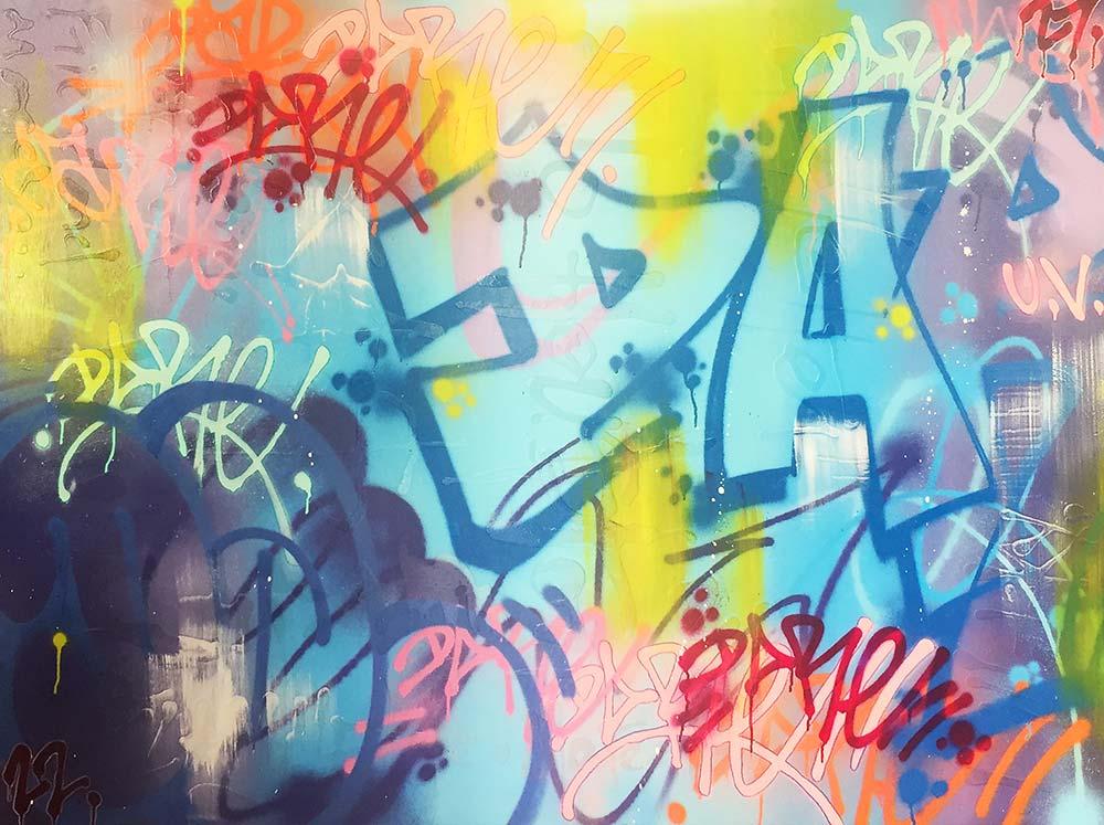 œuvre de l'artiste Dare