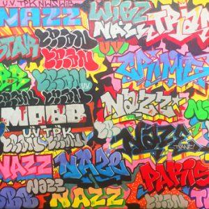 Artiste graffeur Trane