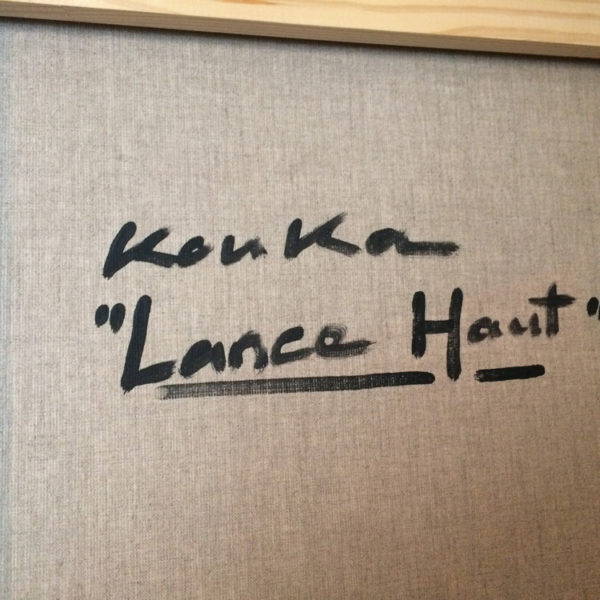 Signature Kouka Lance Haut