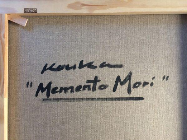 Signature Kouka Memento Mori