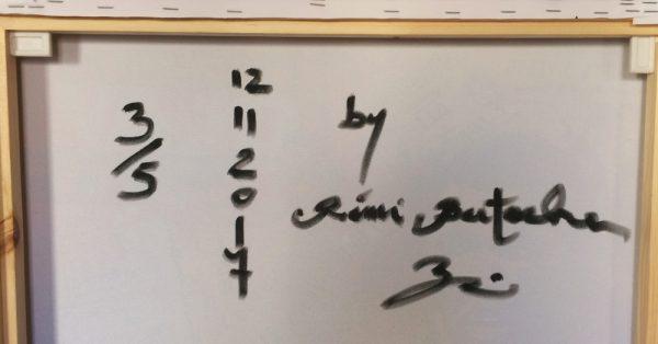 Numérotation Cassius Clay 3 sur 5