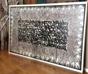 Oeuvre de l'artiste DOK